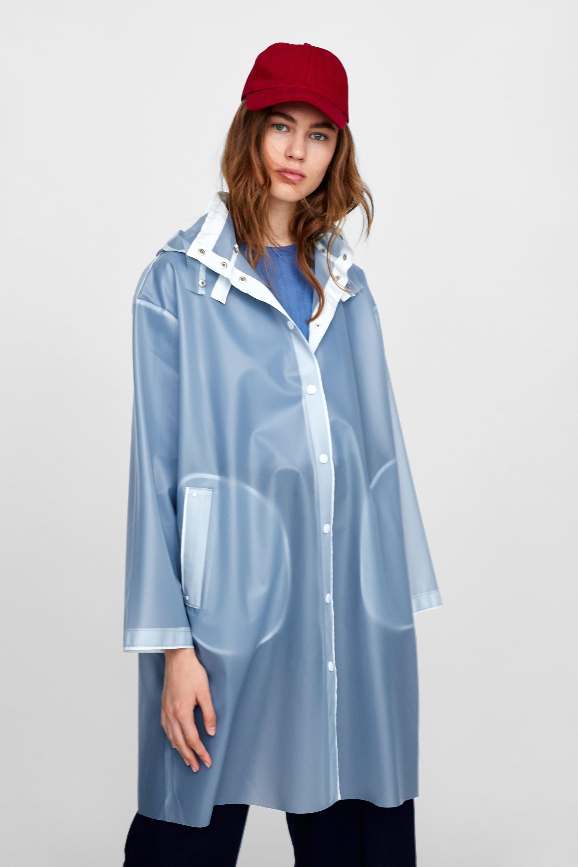 5439ae641 Transparent Raincoat