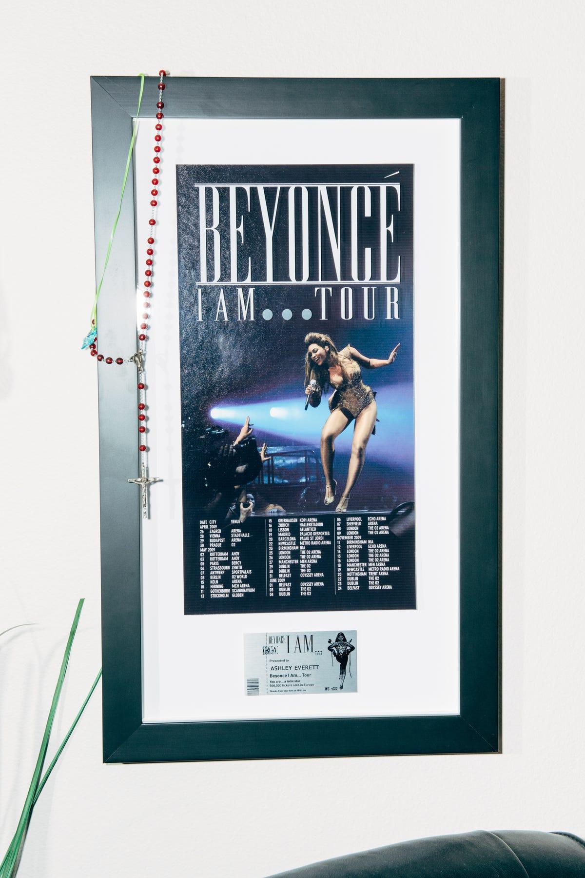 Beyonce Backup Dancer Ashley Everett Secrets Interview
