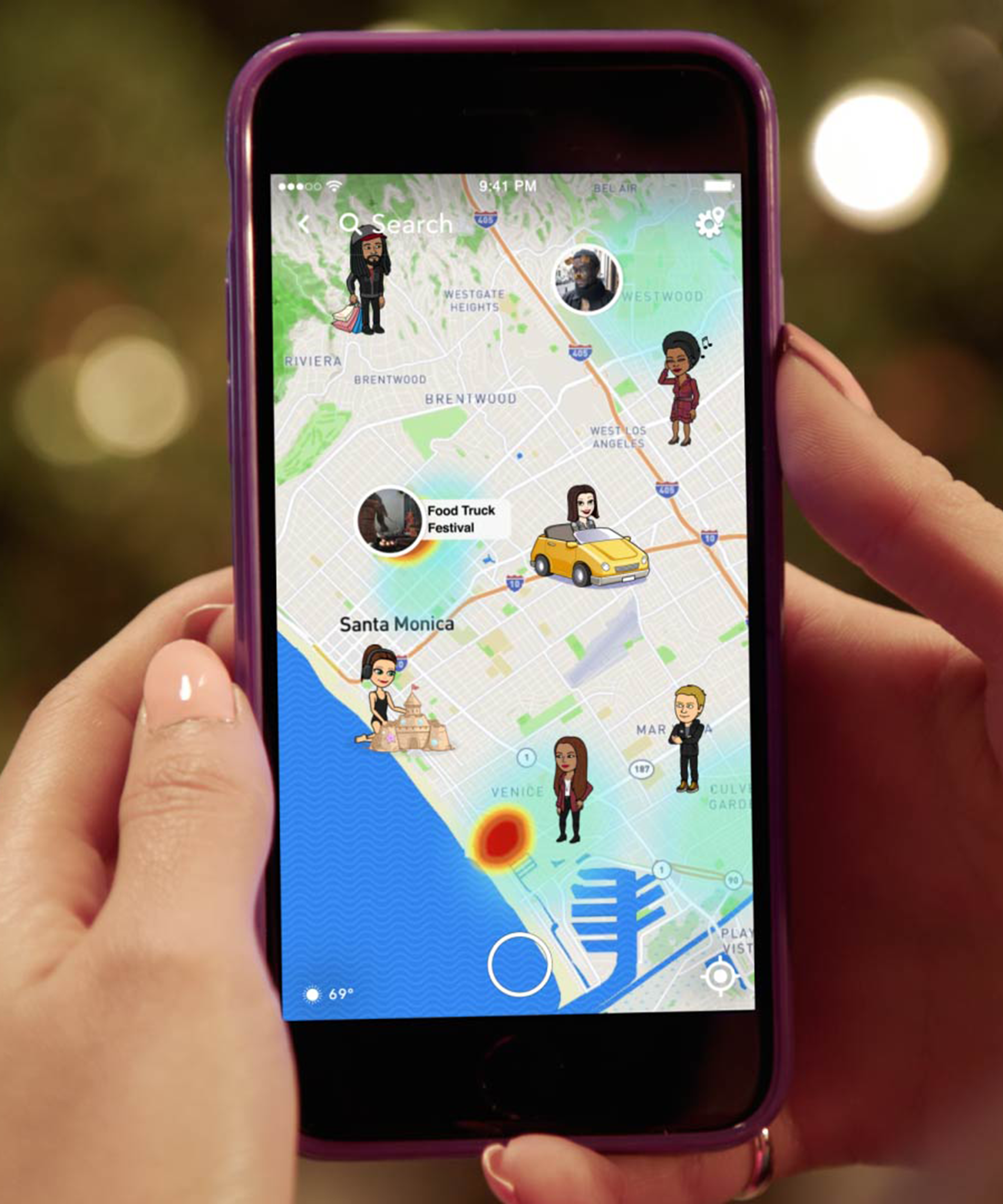 Snapchat Snap Map Update Stalking Friends Ignoring You