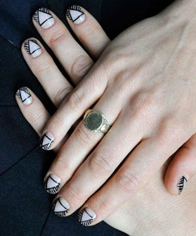 Crazy Nail Art You Can Do Yourself