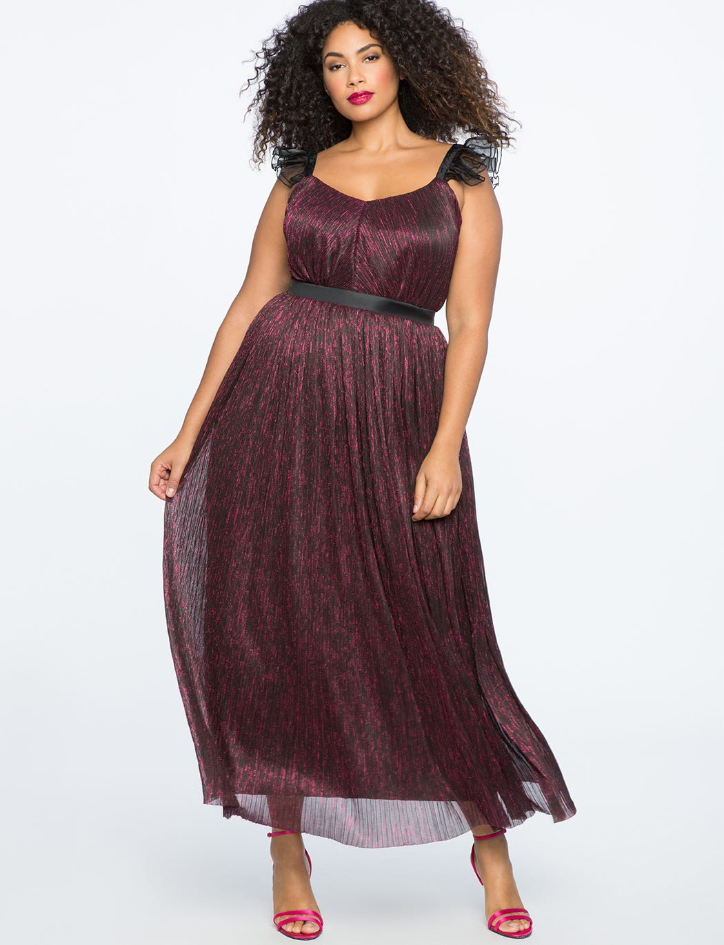 Plus Size Prom Dresses - High Low Styles