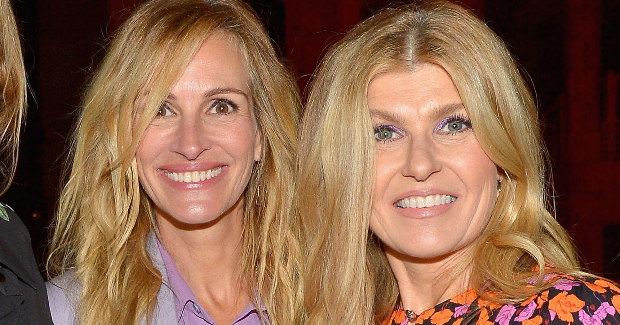 Julia Roberts Is Setting Up Connie Britton On Blind Dates