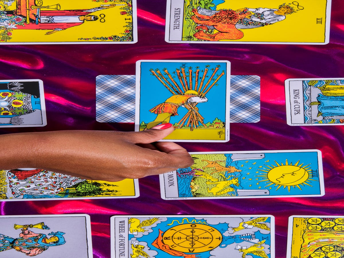 The Suits Of The Tarot, Explained
