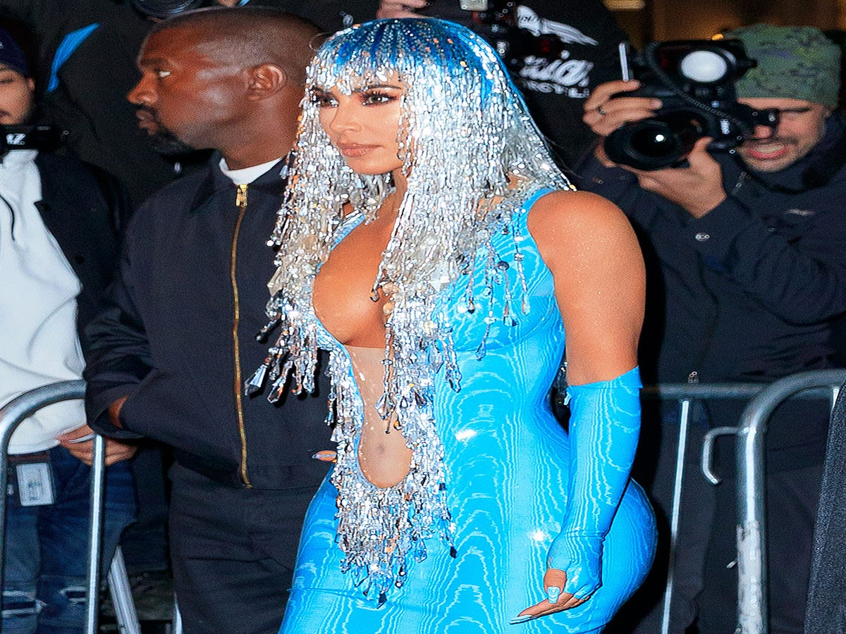The Kardashian-Jenners Channeled Cher and The Little Mermaid For The Met Gala After Party