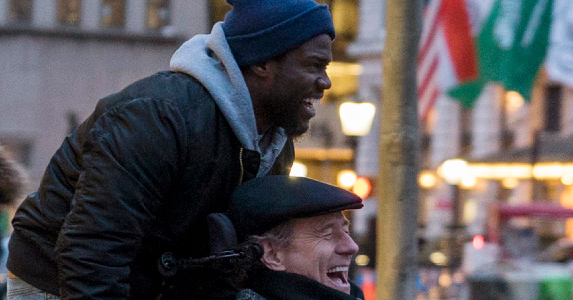 Kevin Hart Movie The Upside Is A Disappointing Remake