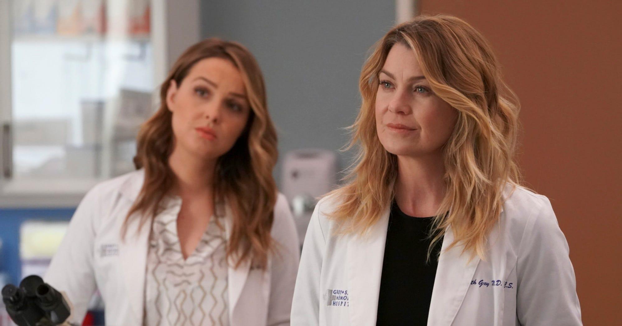 Greys Anatomy Season 15 Spoilers Cast