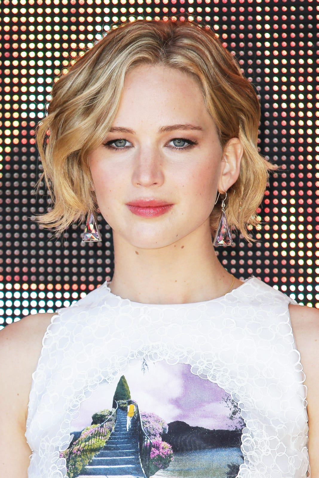 Baby Bob Hairstyle Celebrity Short Hair Trend