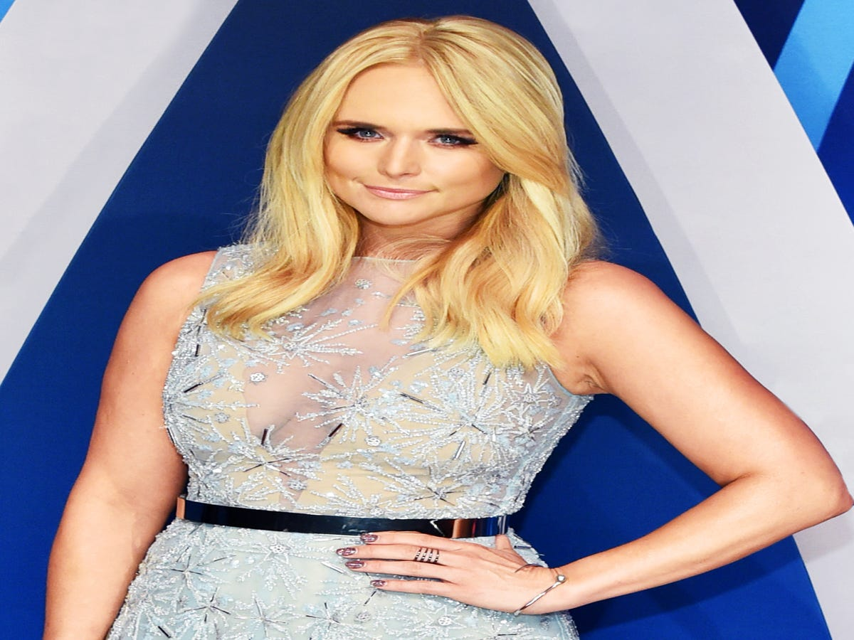 Miranda Lambert's Marriage Is The Celebrity News We Need To Be Talking About