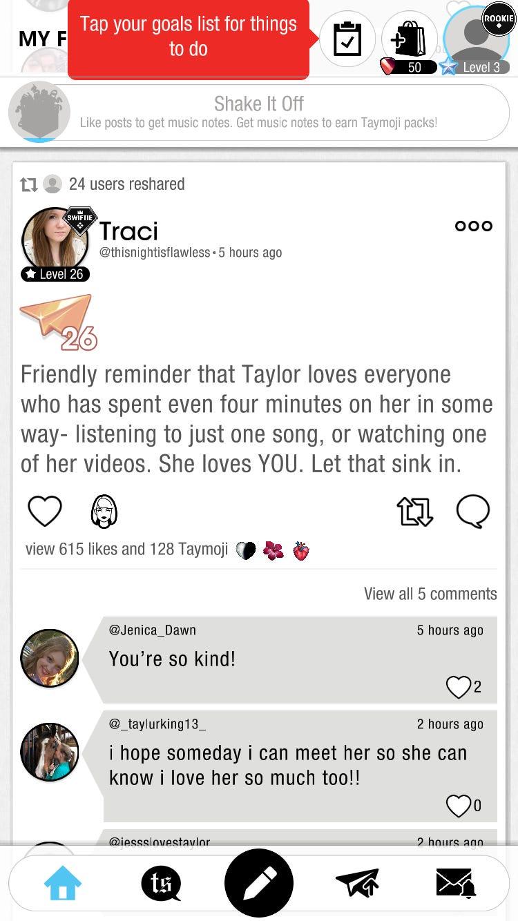 Taylor Swift App Swift Life Download