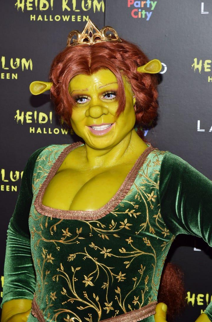 Best Heidi Klum Halloween Costumes Ranked By Creativity