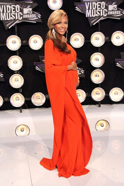 Beyonce Photo, Best Celebrity Pregnancy Announcements