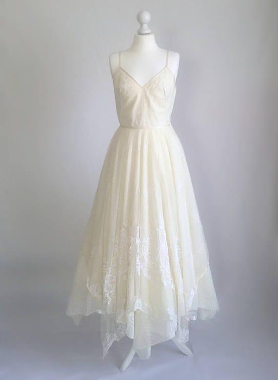 Vintage-Brautkleider, die du online shoppen kannst