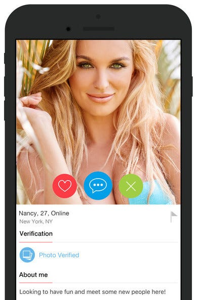 Wild is an aptly named app for someone seeking a no strings attached  situation. The free app lets you browse anonymously and has photo  verification so you ...