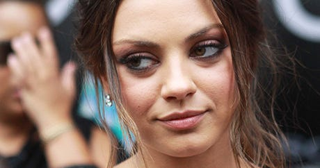 The 6 Times Mila Kunis Was Not Having It