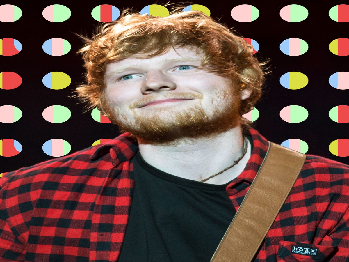 So, That Ed Sheeran Game Of Thrones Cameo Happened