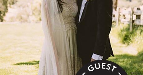 Peep This Gorgeous, Vintage-Inspired Wedding
