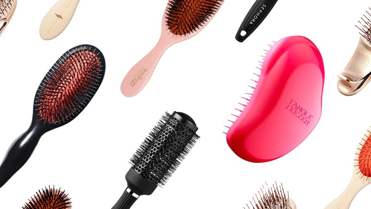 Best Hair Brush - Hairbrushes By Hair Type