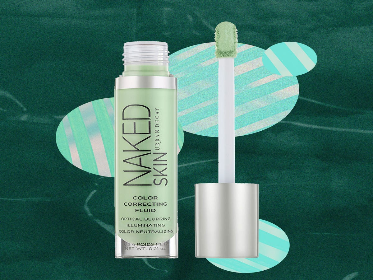 Green Concealer Is The Secret Weapon Your Makeup Bag Is Missing