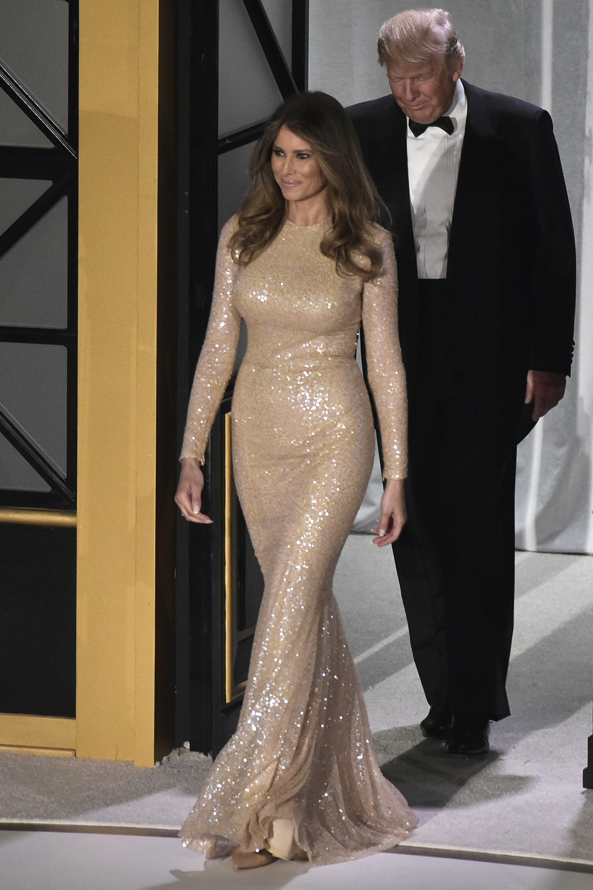 Melania Trump First Lady Wardrobe Fashion PR Backlash