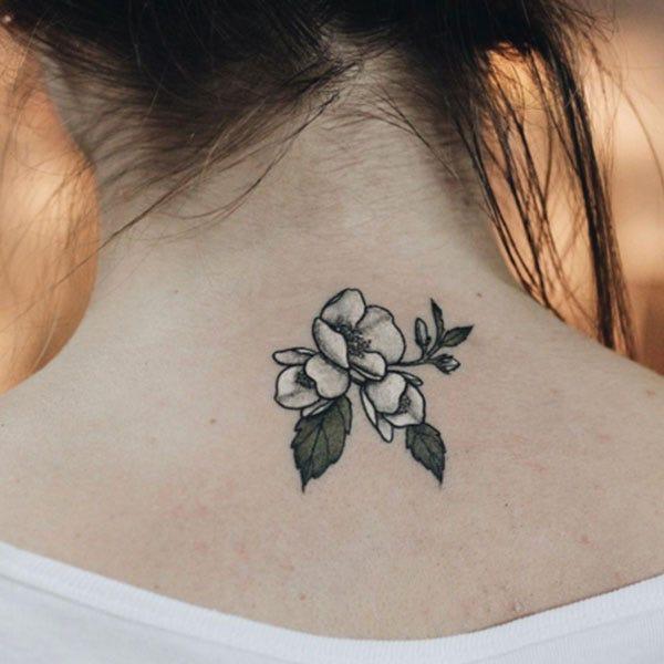 Watercolour Tattoos Minimalist Tattoo Design