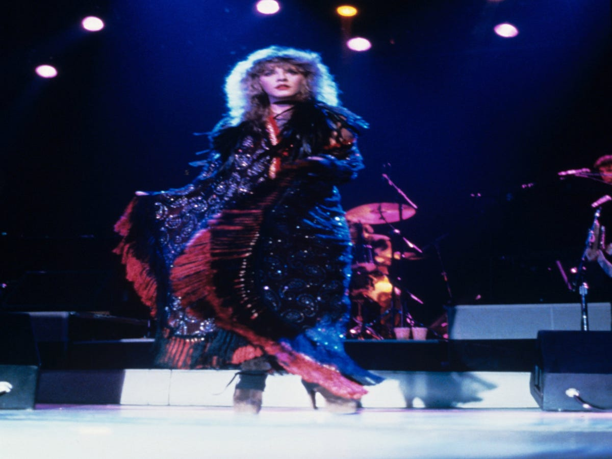 Stevie Nicks Is Getting An Honor No Woman Ever Has From The Rock Hall — & It All Started With This Song