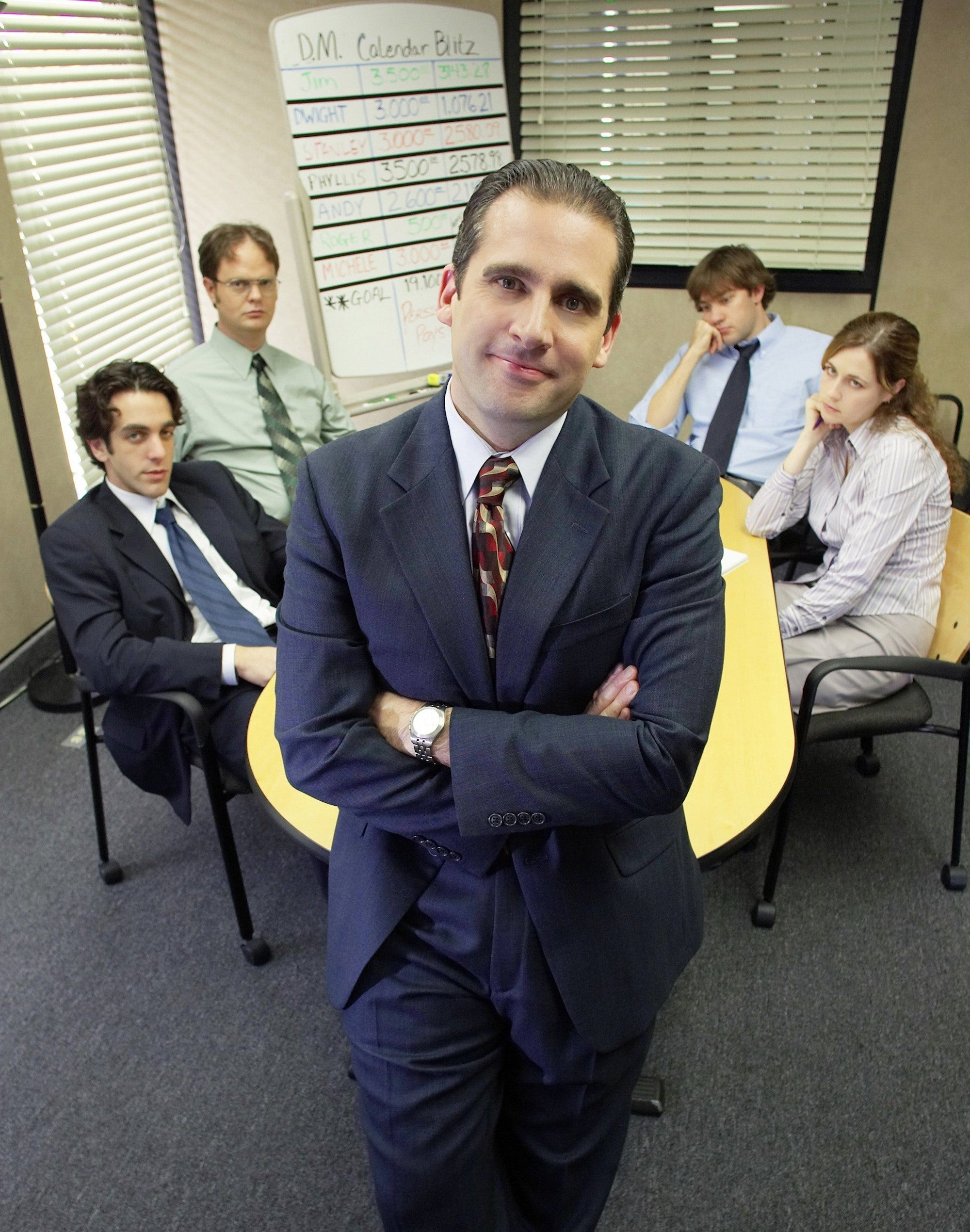 Everybody In The Conference Room: The Office Is Leaving Netflix