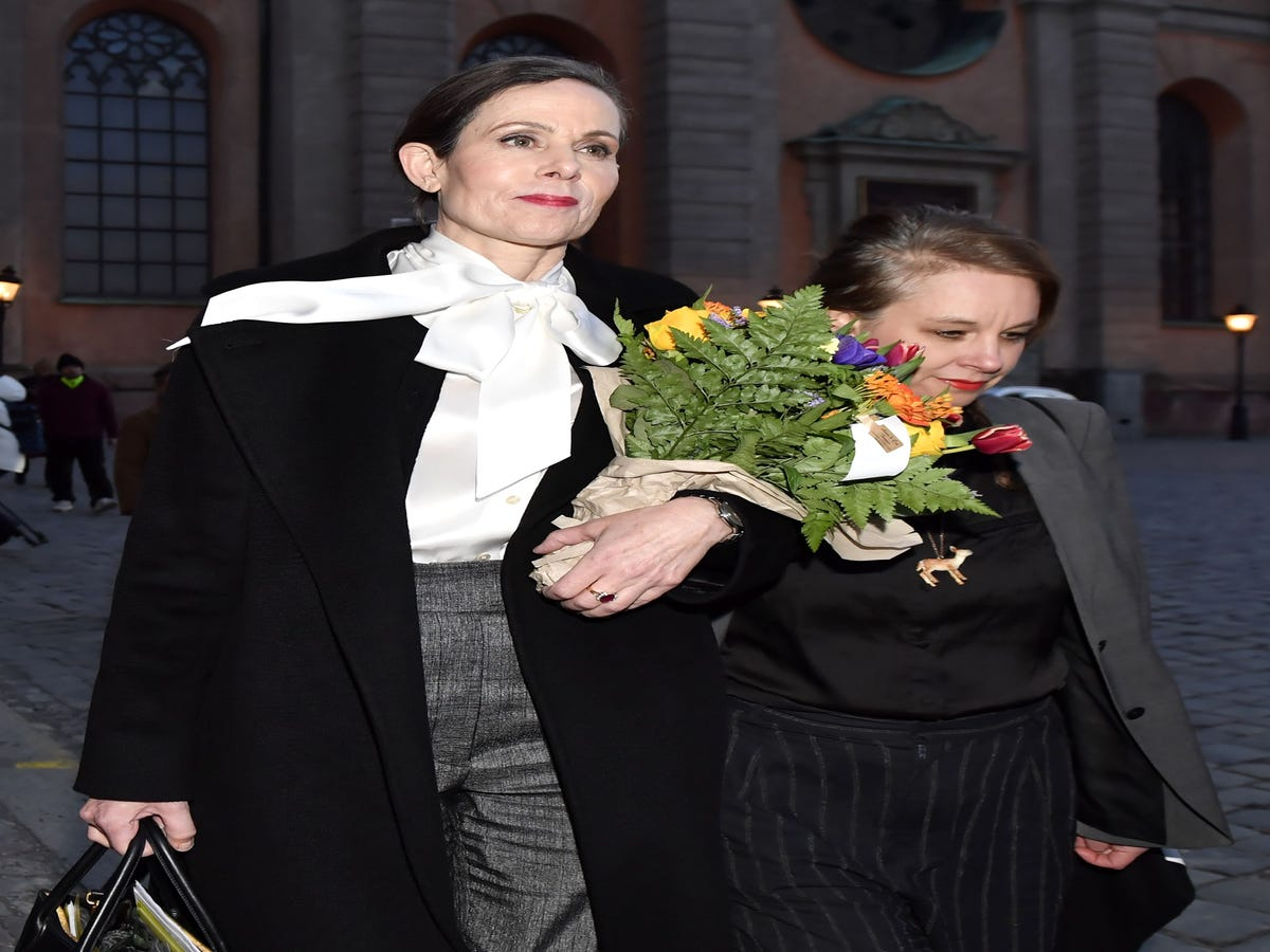 This Nobel Prize Sex Scandal Has Women Wearing Pussy-Bow Blouses In Protest