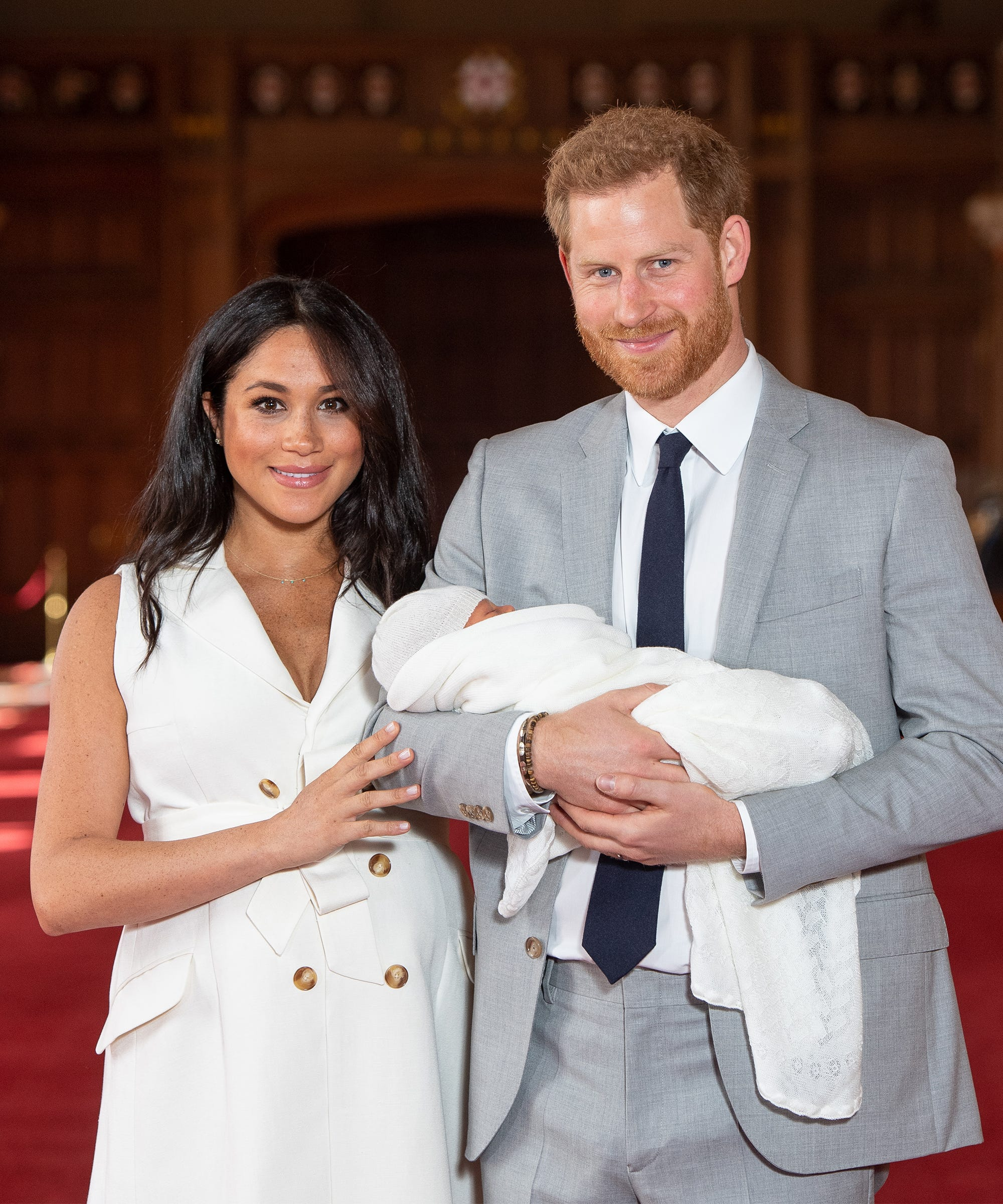 Baby Archie Is About To Make His First Royal Visit To America