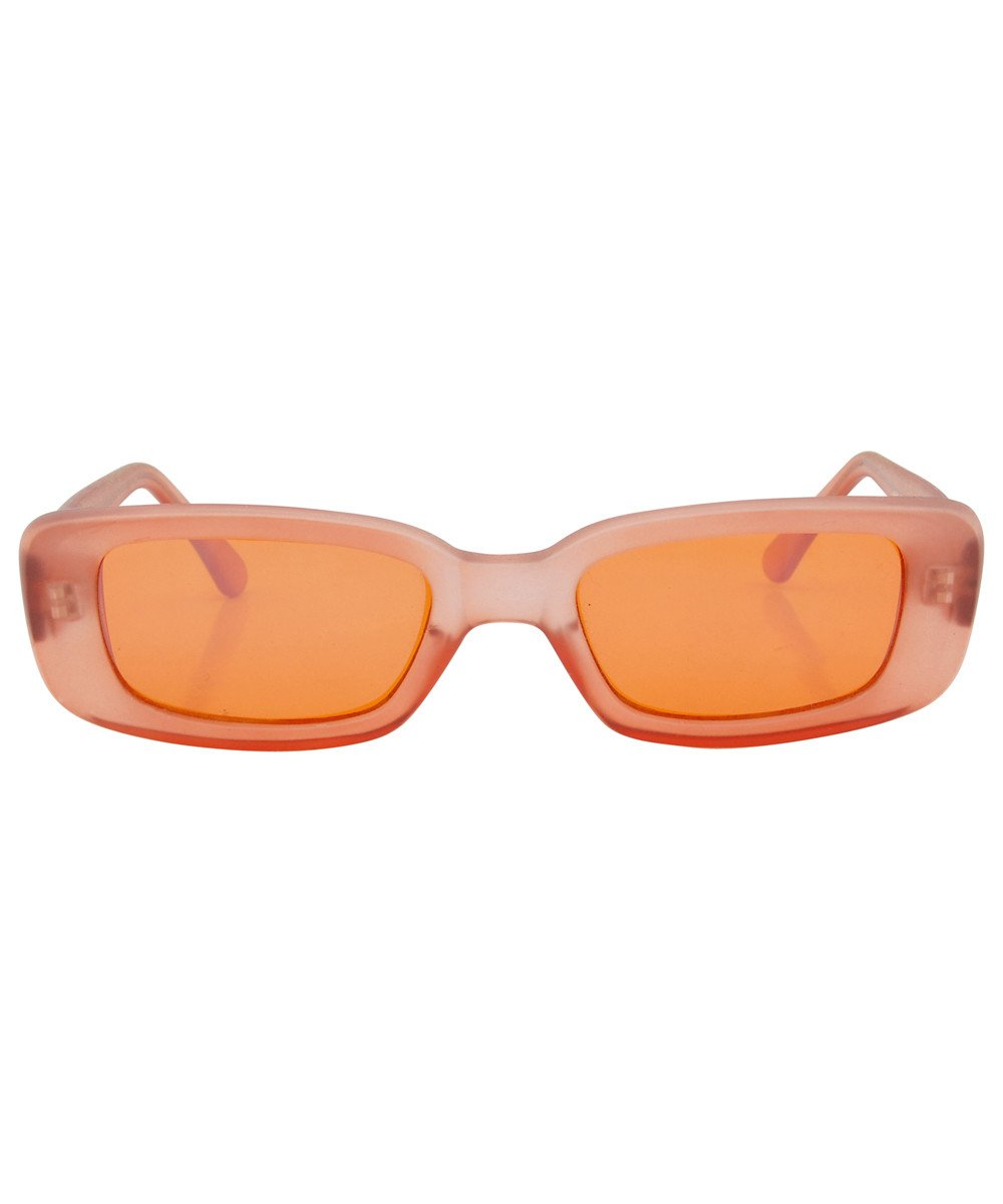 1489d235508e Cool Orange Sunglasses Trend For Women Summer 2018