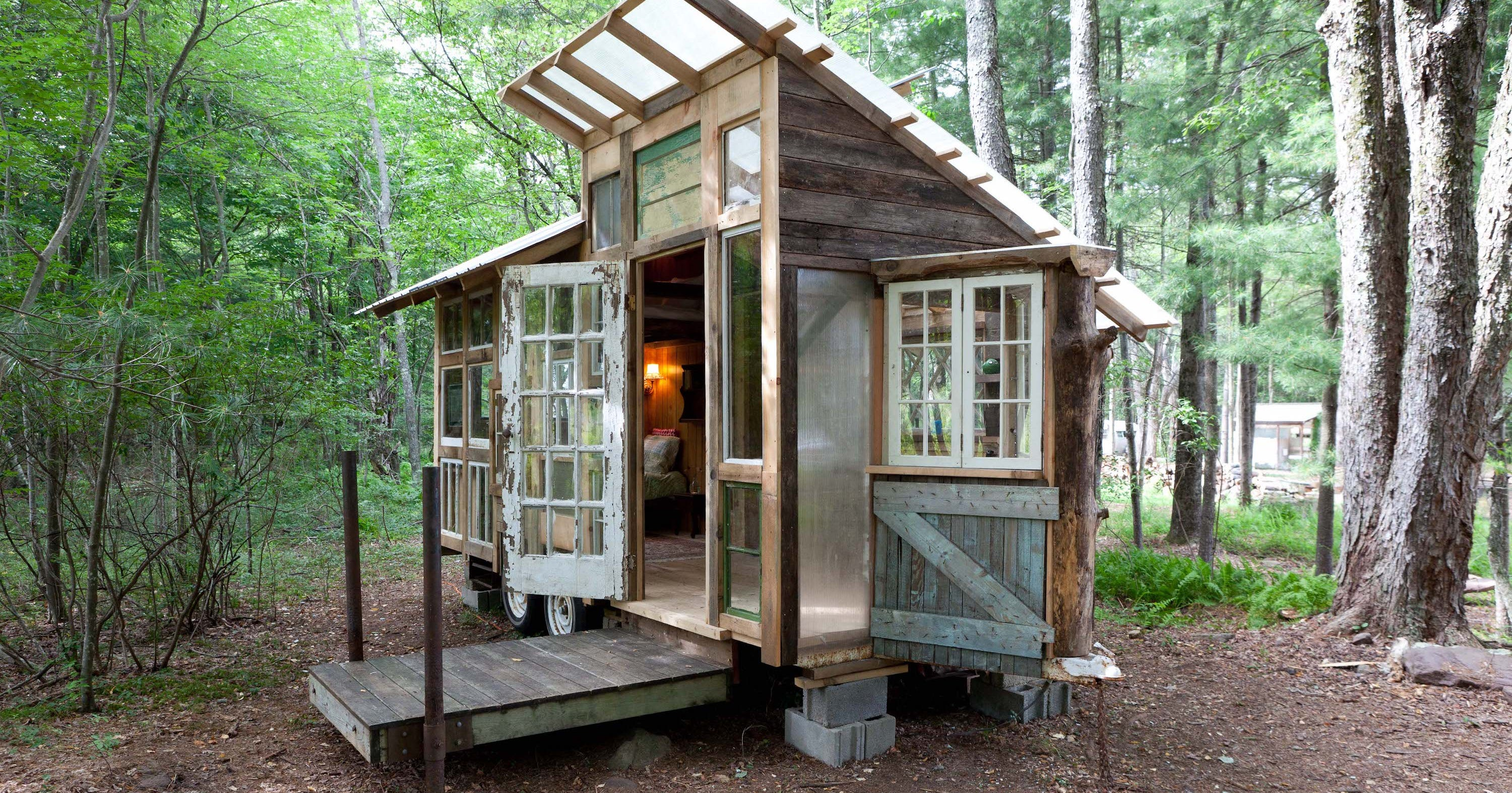 Best Tiny Houses To Rent On Airbnb In The World 2019