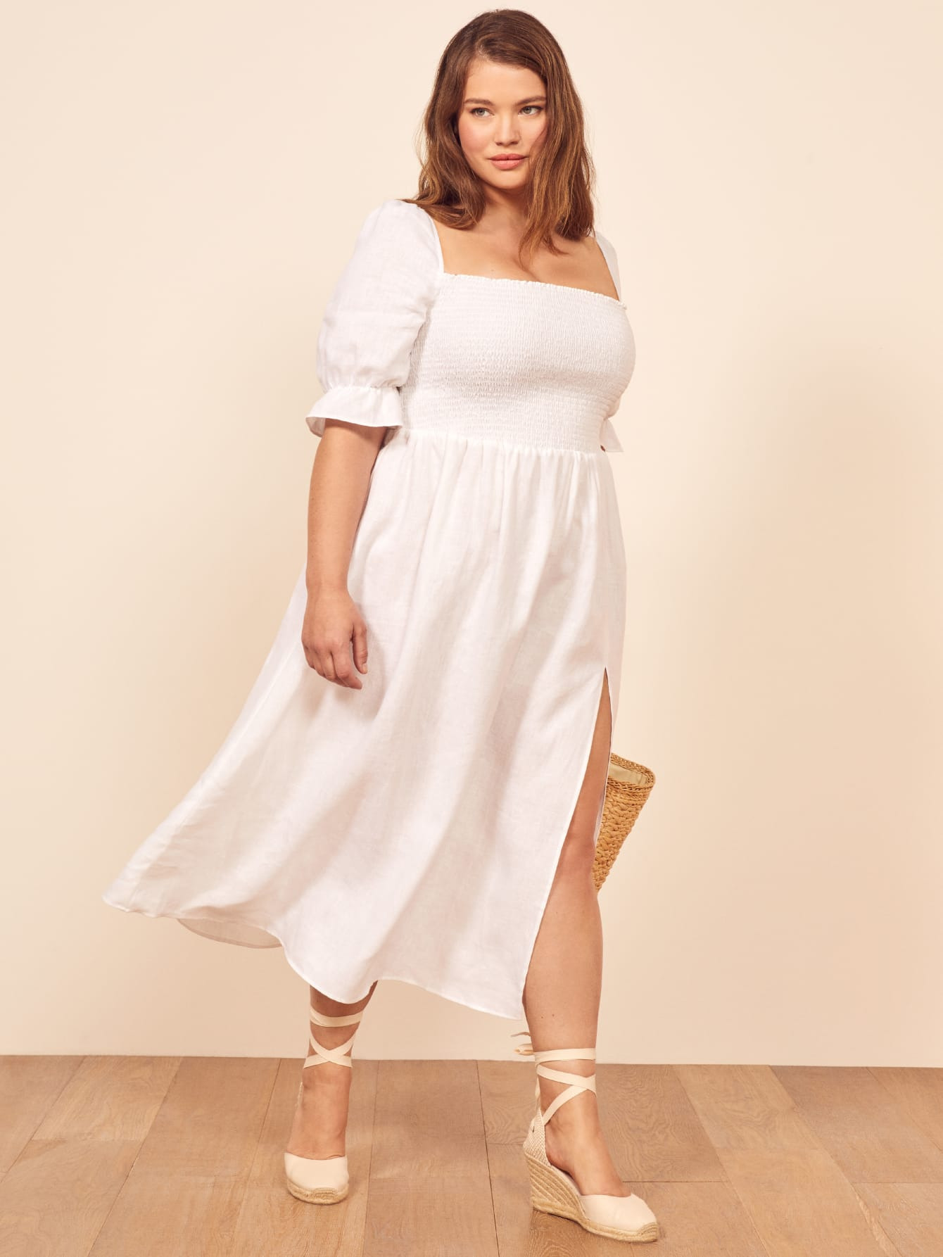 273127c64a Reformation Plus Size Clothing Relaunch Spring 2019
