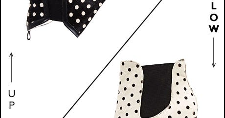 Later, Neutrals: 14 Pretty, Printed Booties For Winning Winter Style