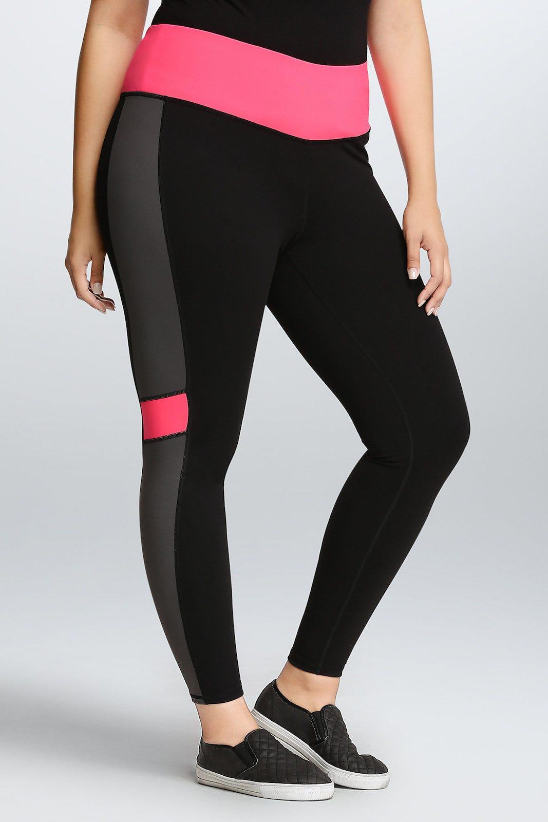 657995b0cba Plus Size Yoga Clothing