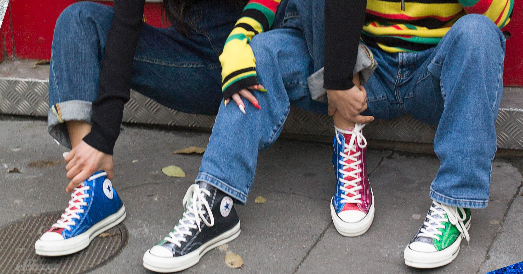 The Sneaker Drop Fashion Girls Will LOVE