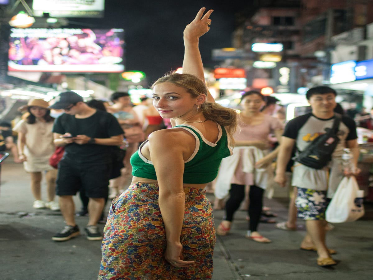 See All The Magic Of Bangkok In Just One Minute