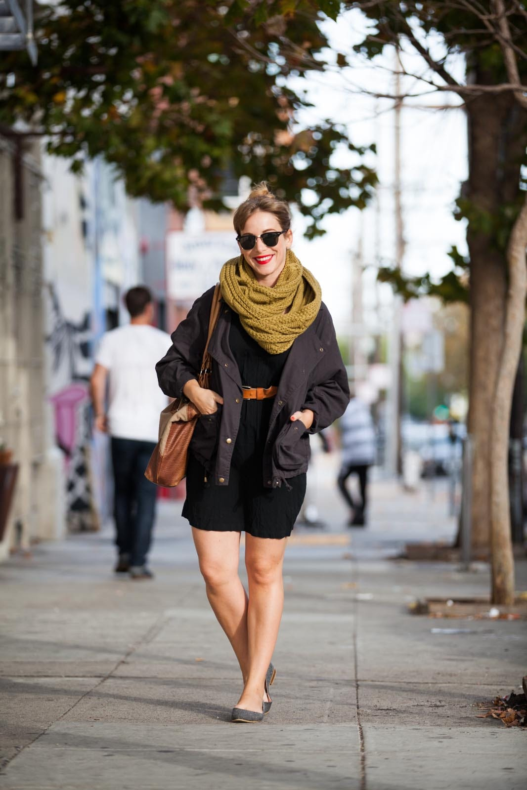 aa567c4bc34 Fall Street Style - Beautiful Cold Weather Outfits