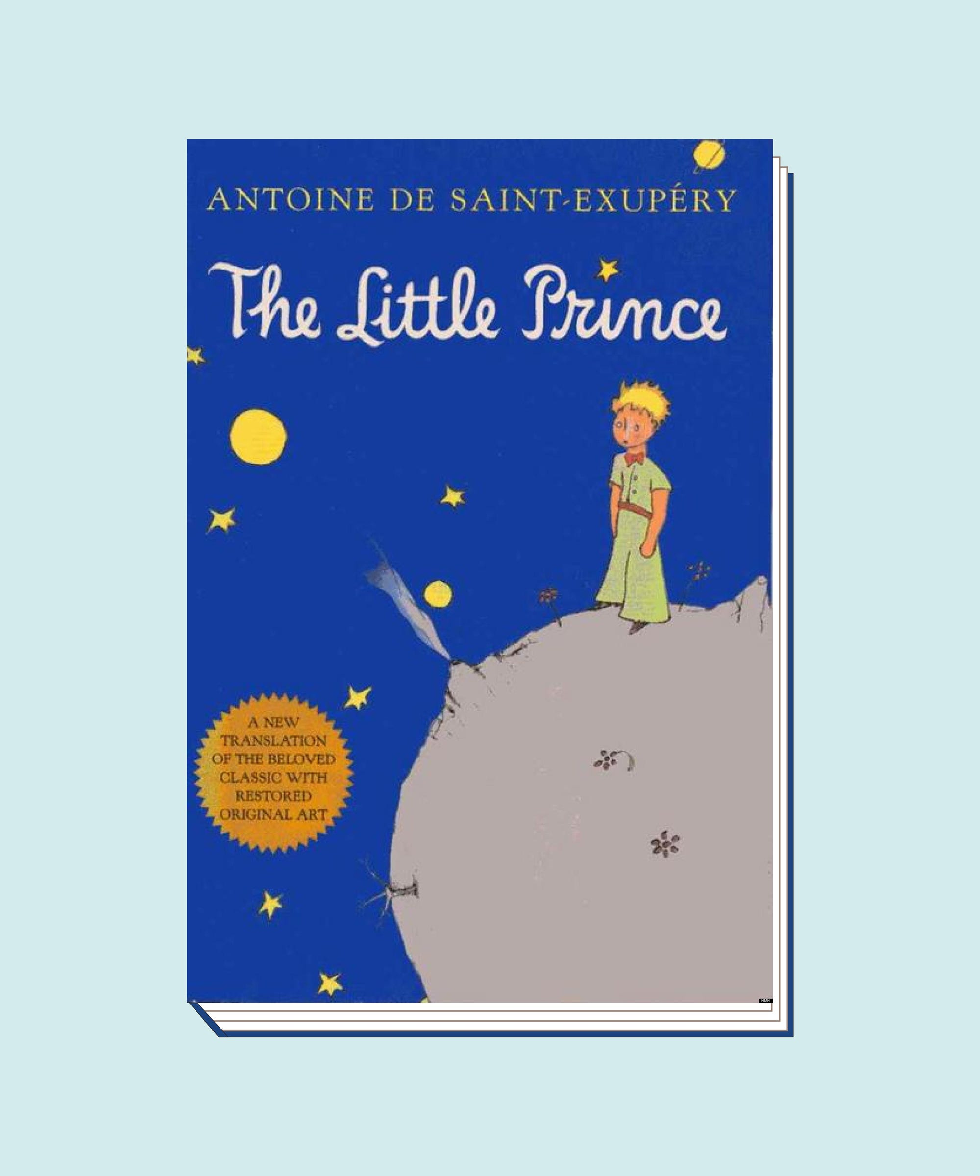 The Little Prince Quotes Inspirational Sayings