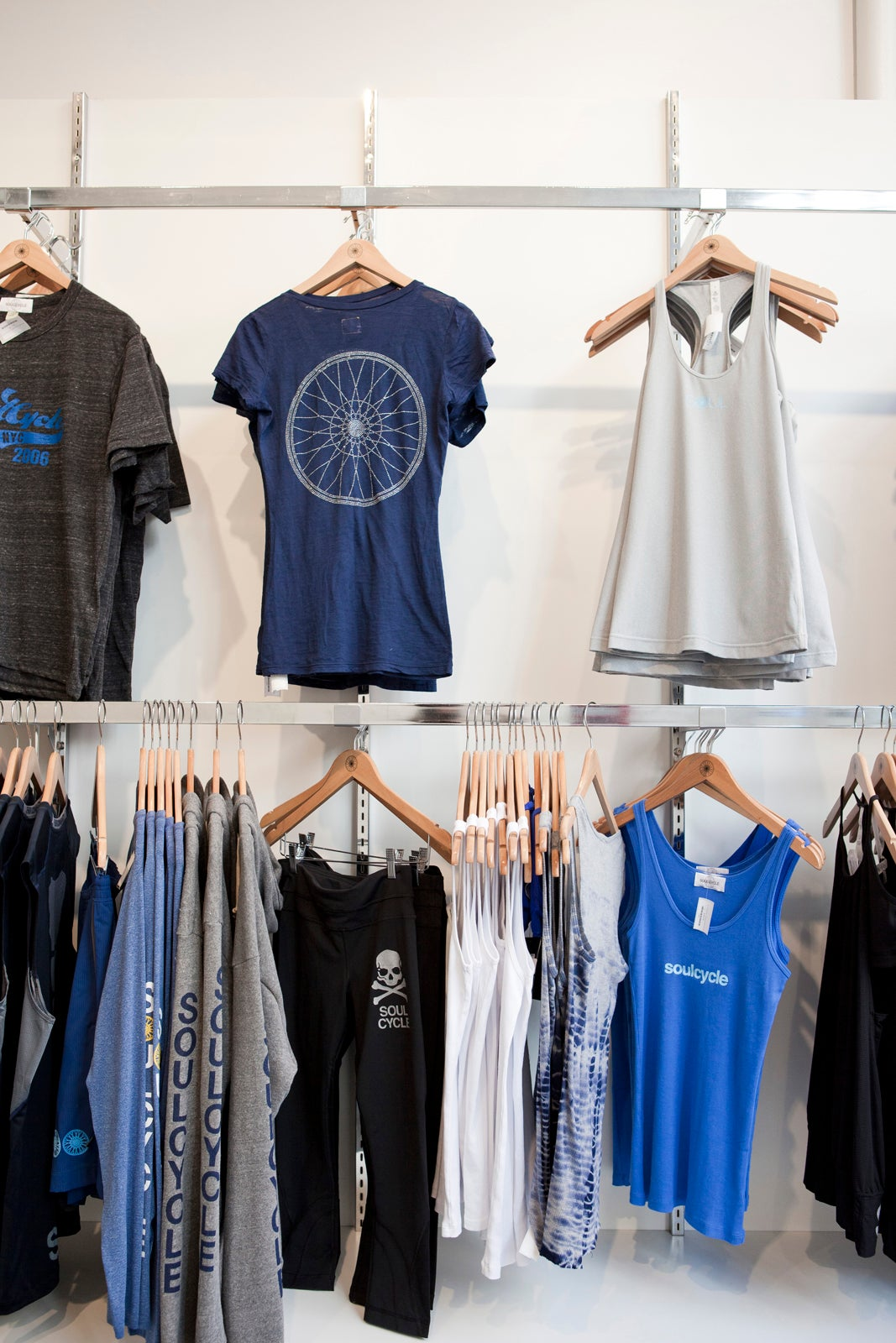 SoulCycle - Inside SoulCycle's NYC Studio