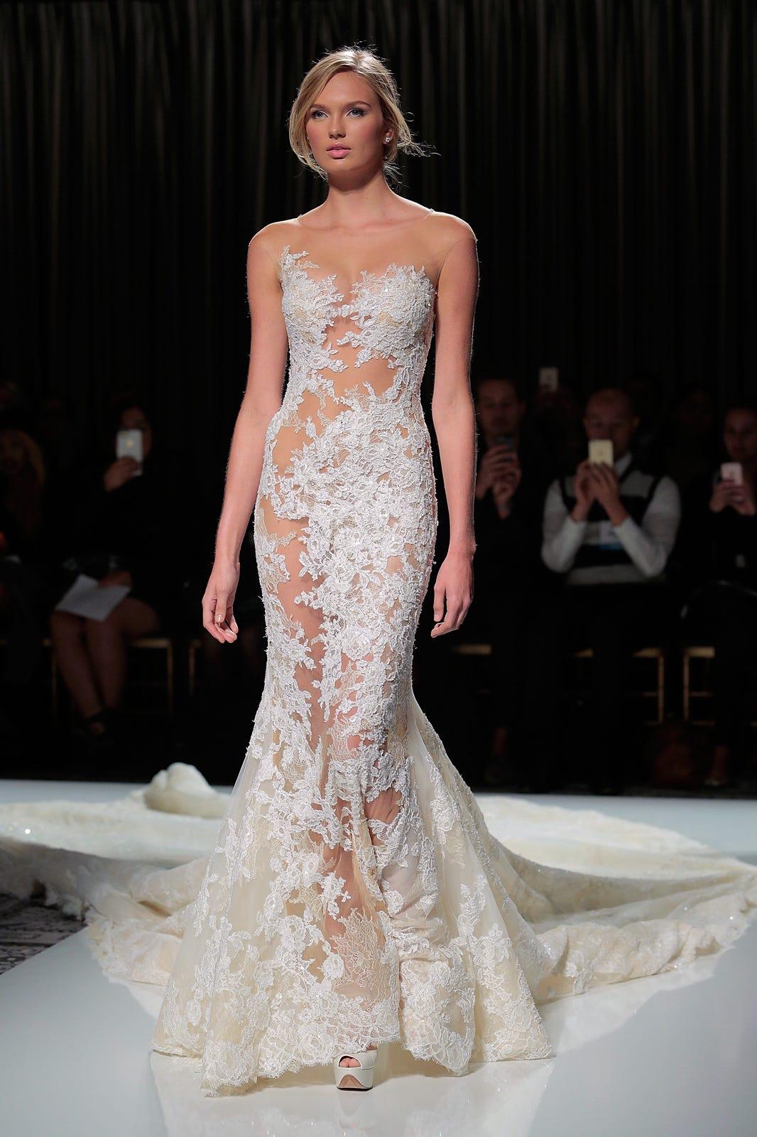 Wedding Dress History - Trends