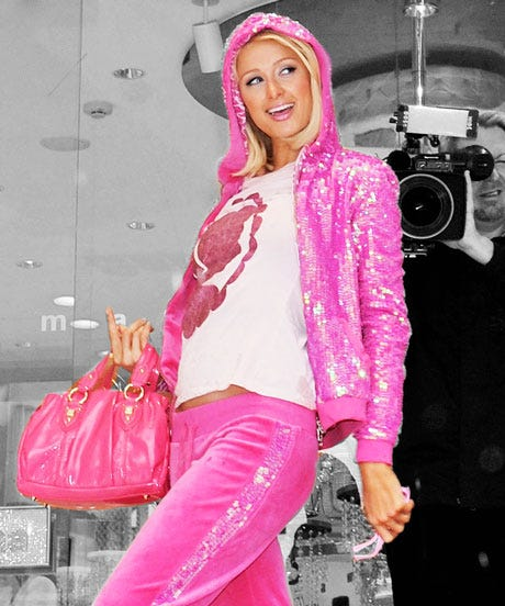Juicy Couture Closing - 2000s Celeb Fashion Trends