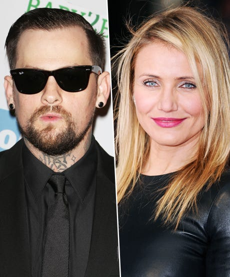 Cameron Diaz & Benji Madden Are Definitely Dating
