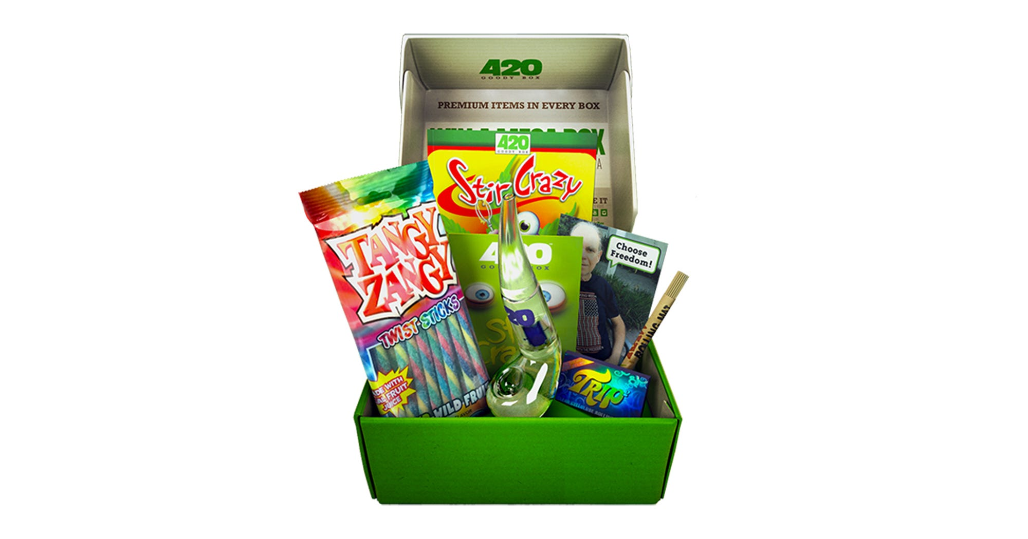 8 Weed Subscription Boxes To Bring A Little Extra Chill Into Your Life