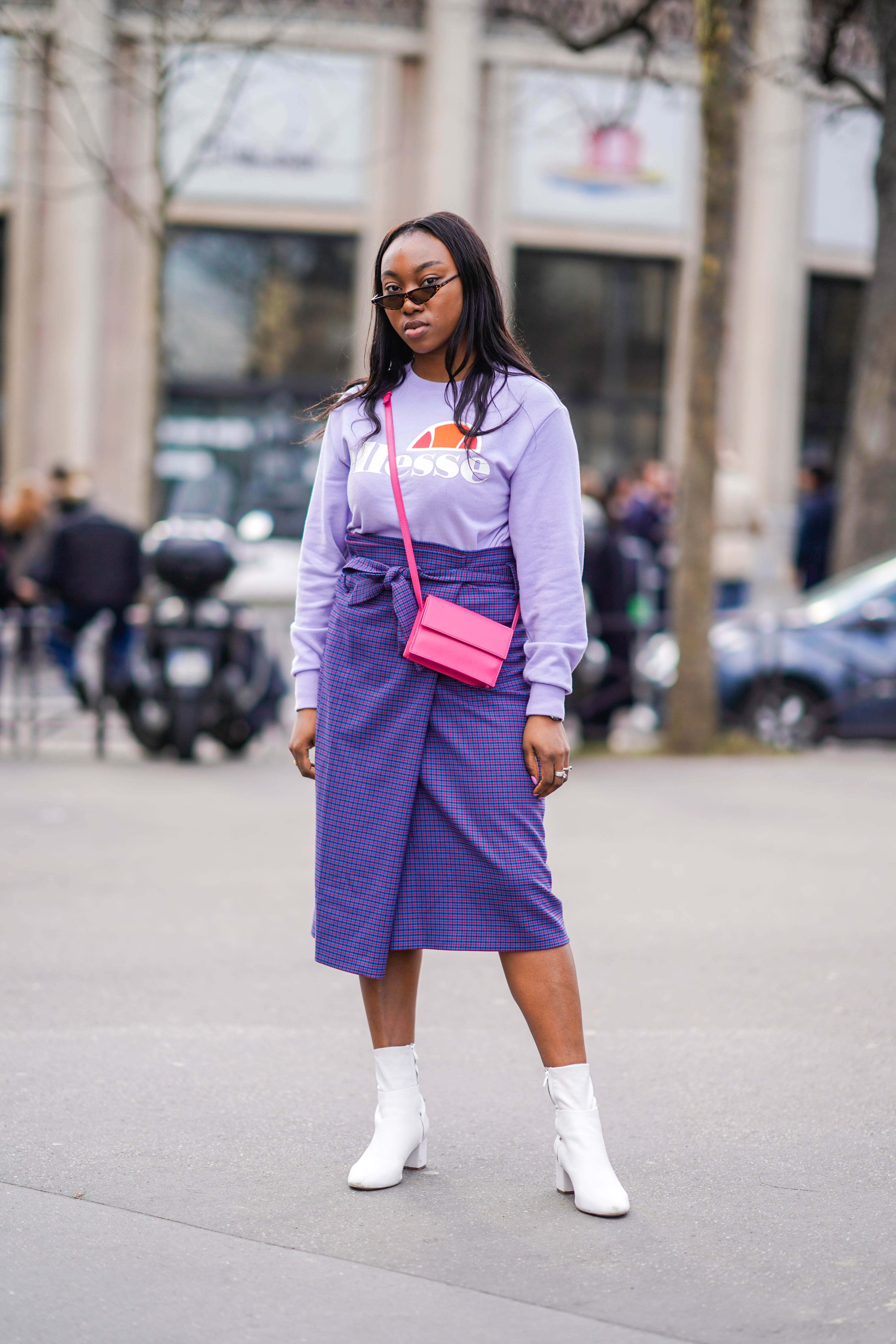 Monochromatic Outfits Are Trending For Spring 2018