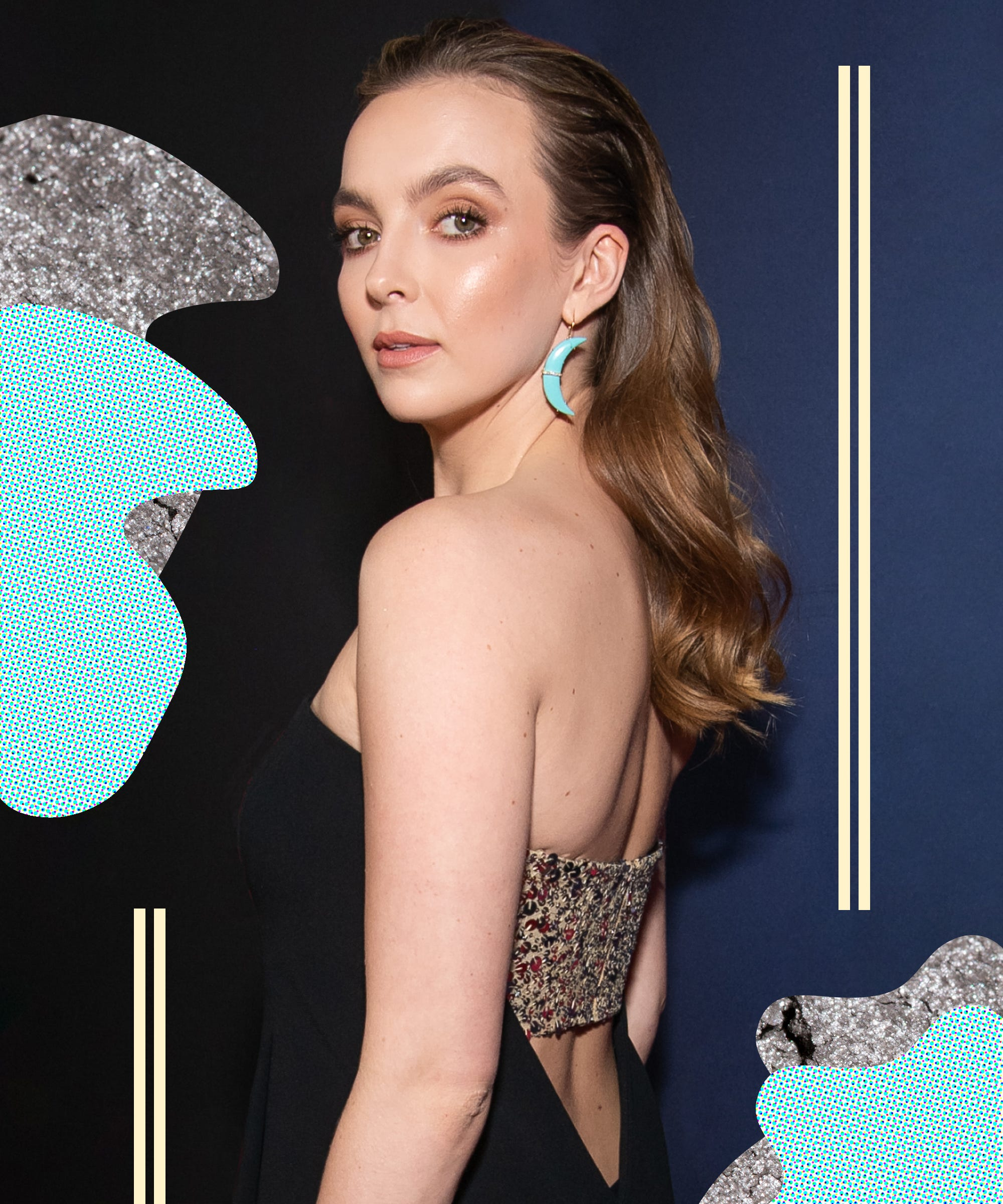 This $30 Highlighter Is The Key To Jodie Comer's Glowing Skin
