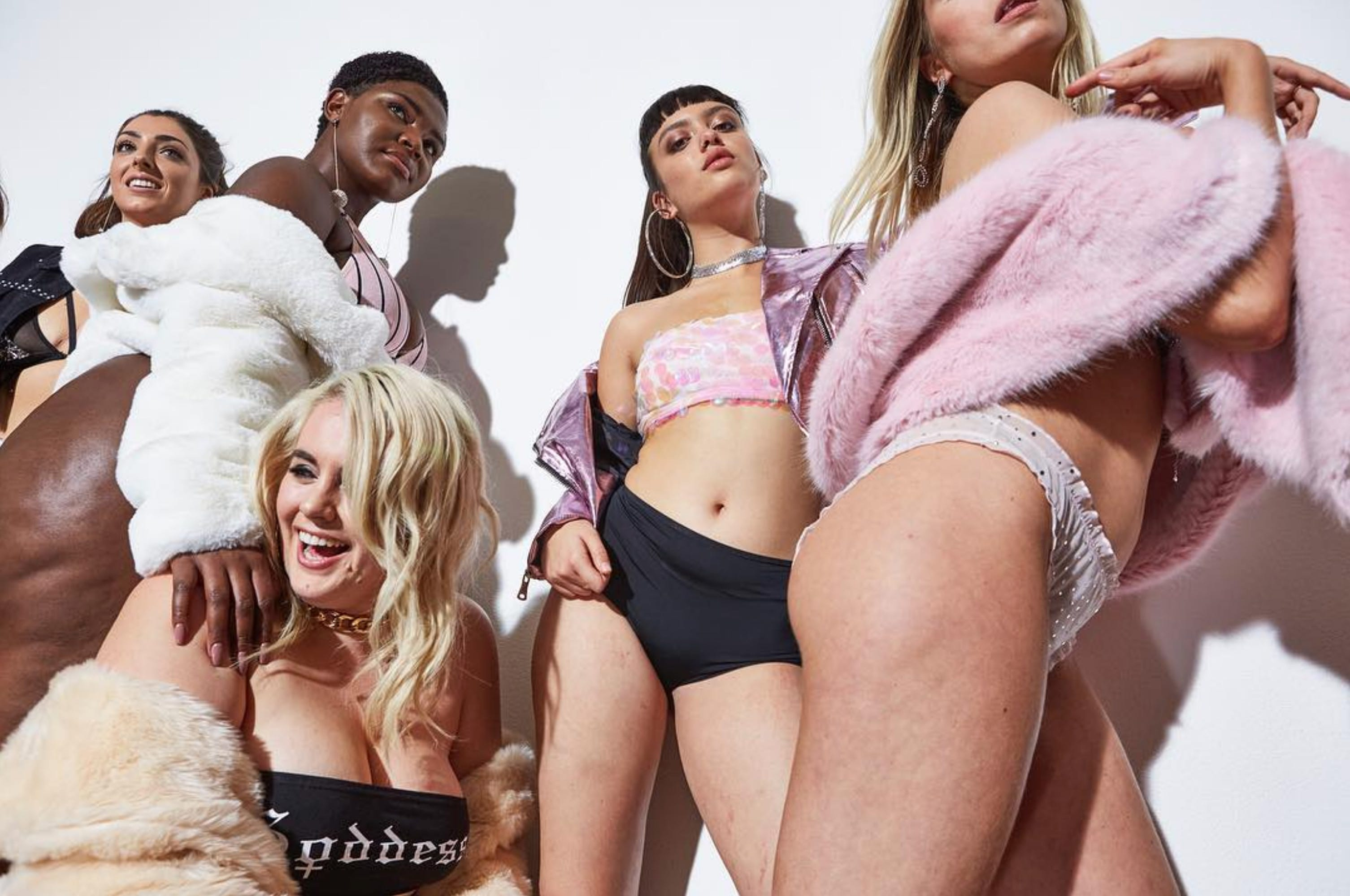 47f61b12119f5 Missguided Unretouched Body Positive Campaign Photoshop