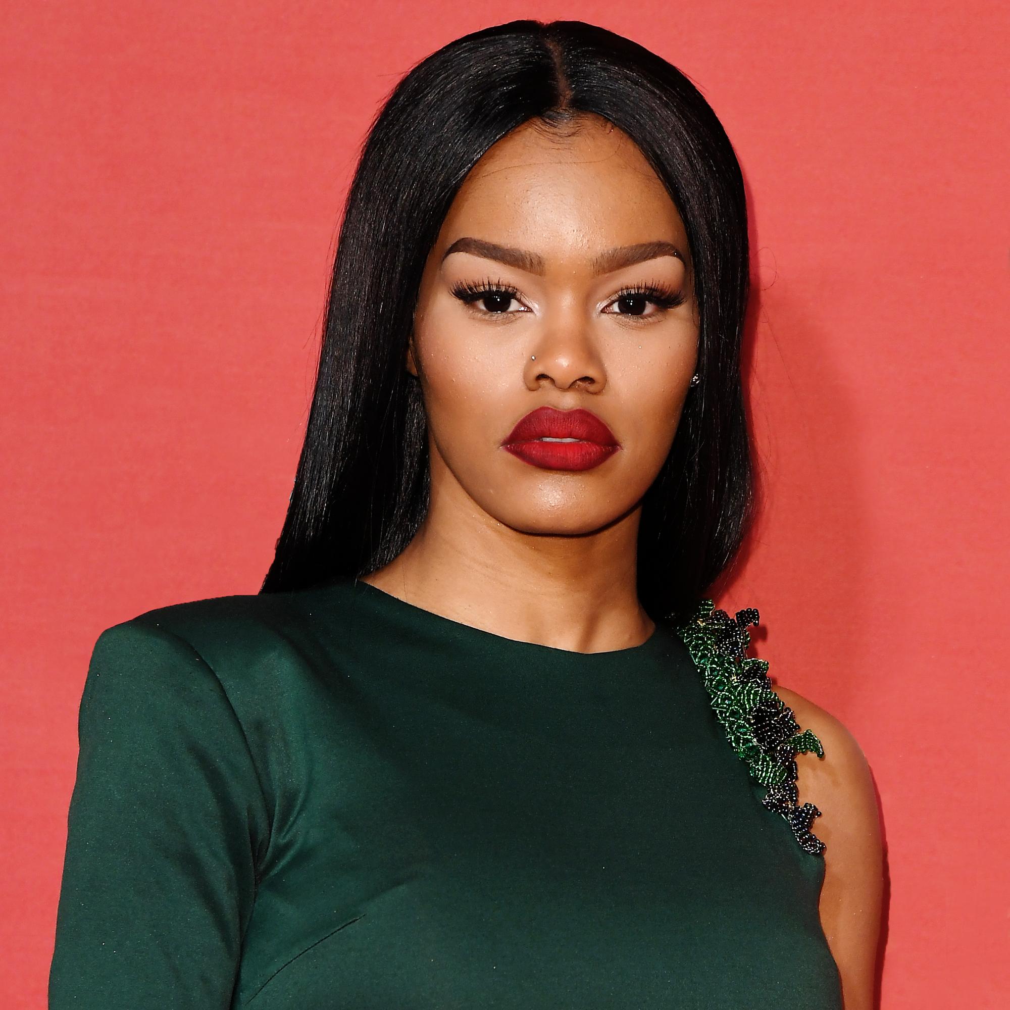 Teyana taylor nude pretty black women — img 6