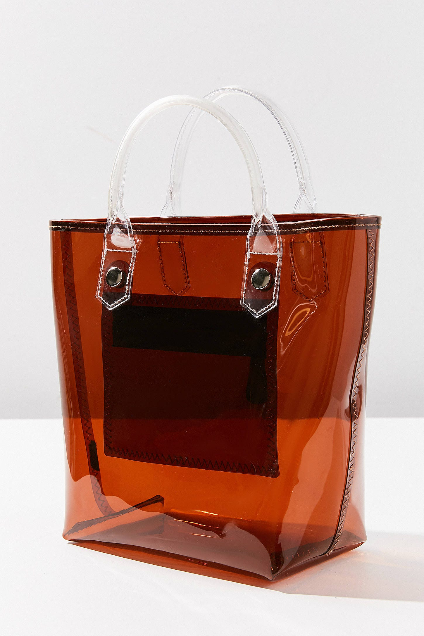 210d5a54b092 Best Clear Purse And Handbag Trend During Fashion Week