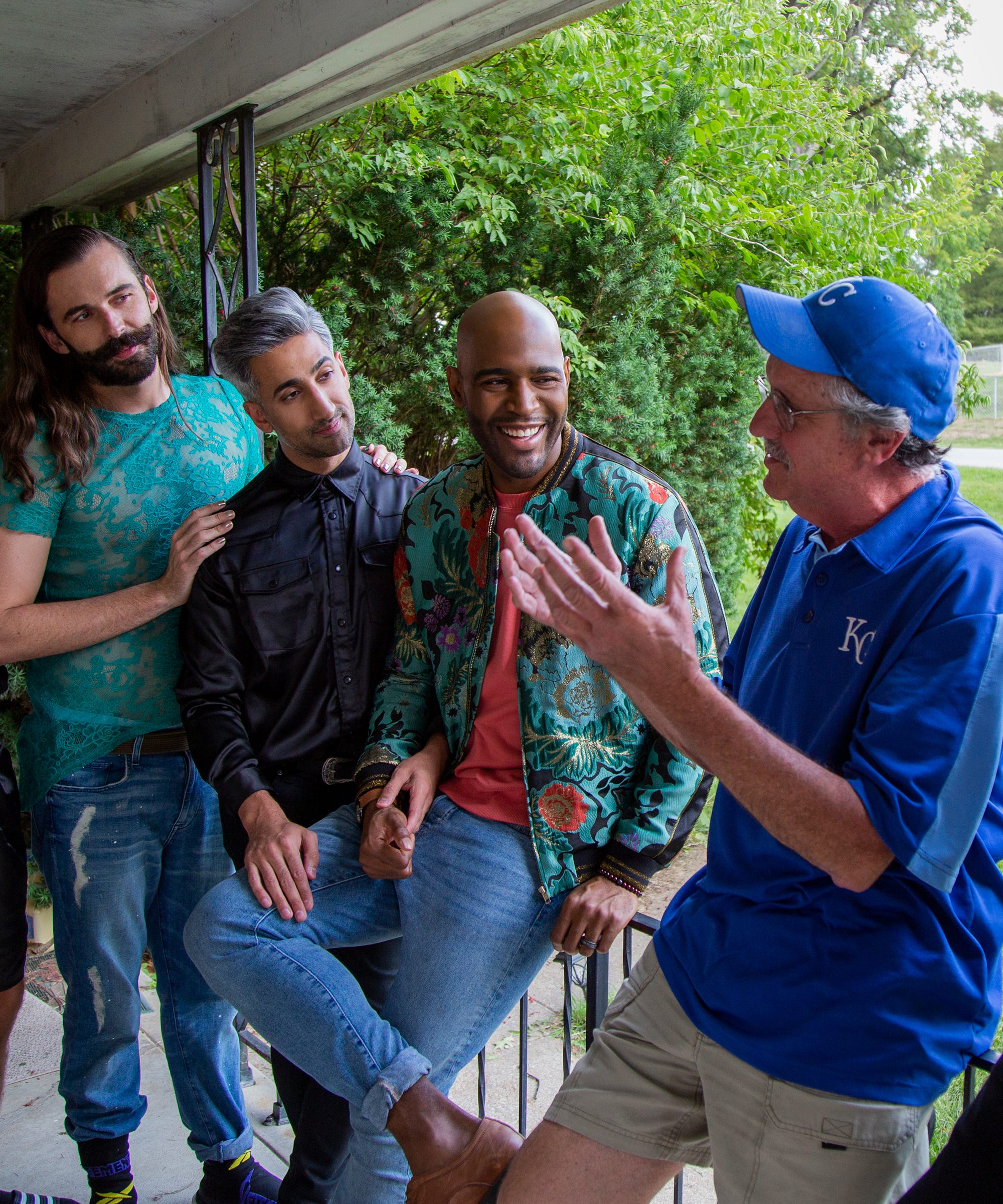 Your Guide To Queer Eye Season 4, The Most Charitable Season Yet
