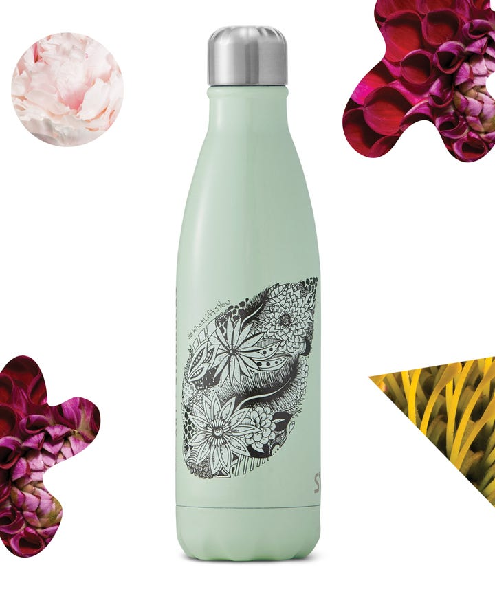 Starbucks Just Released A Collection Of Limited Edition S Well Bottles