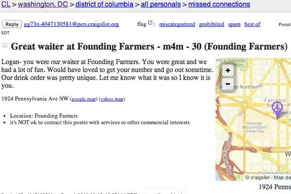 St george craigslist personals